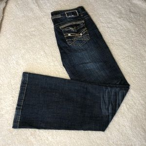 Hydraulic Jeans - Hydraulic Distressed Jeans